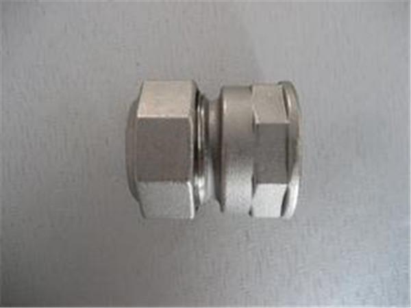 薄壁不锈钢管卡凸式连接