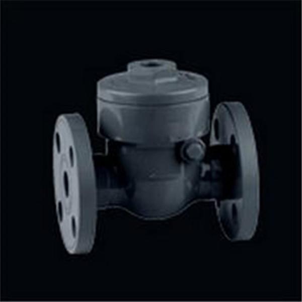 PVC-C逆止摆动阀横式