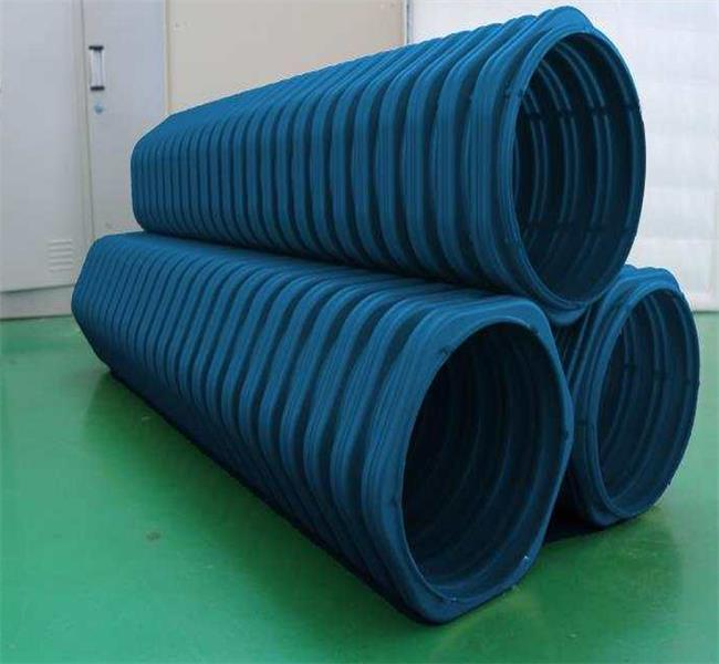 HDPE-IW六棱结构壁管