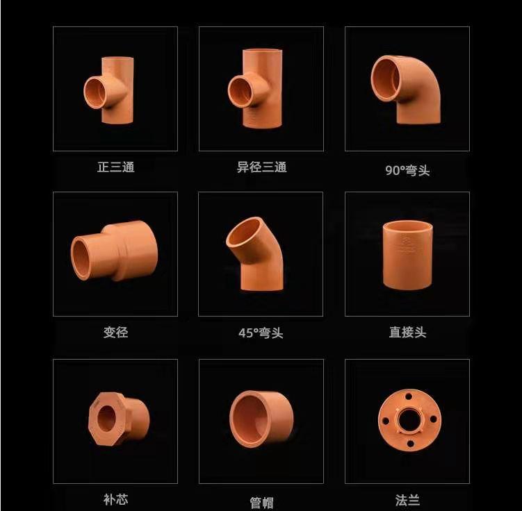 PVC-C喷淋消防管