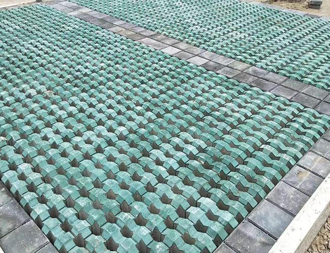 西安草坪砖批发