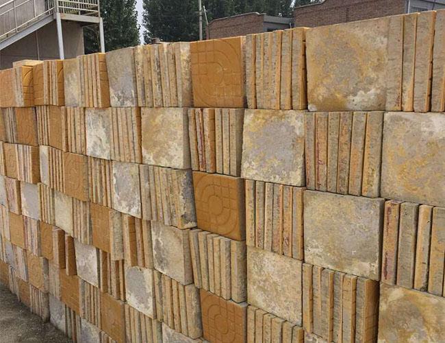 陕西马路砖厂家