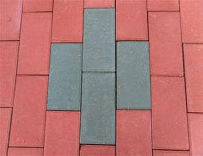 陕西彩砖案例