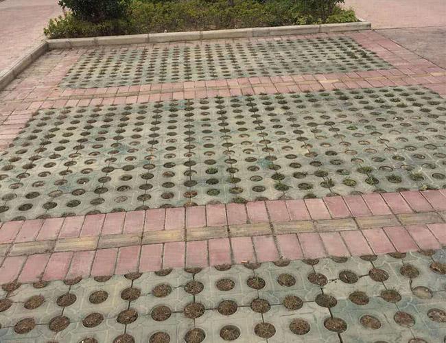 西安草坪砖价格