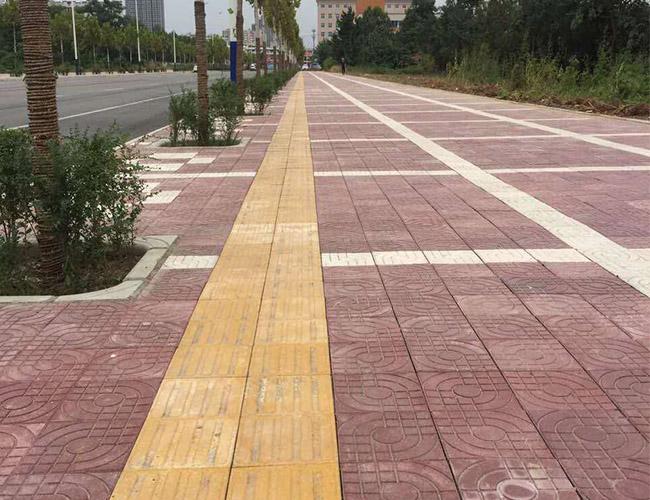 陕西马路砖价格