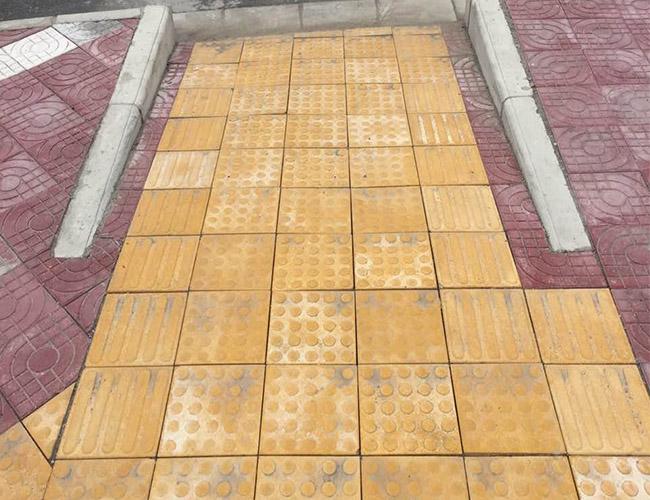 陕西马路砖施工