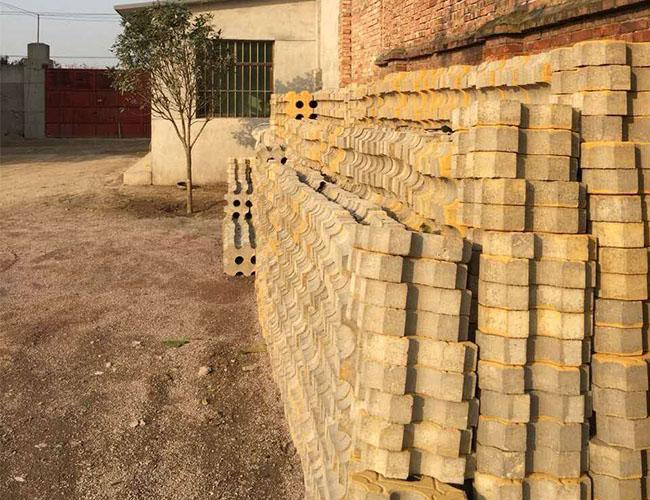 陕西草坪砖厂家