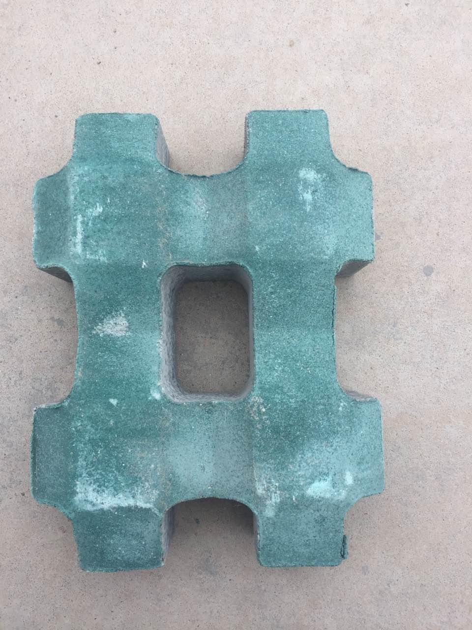 西安井字草坪砖