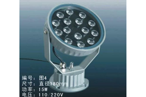 成都投光灯系统
