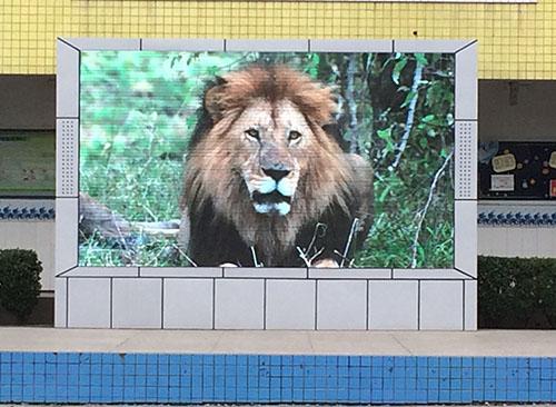 四川LED室外全彩显示屏