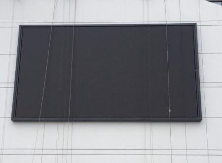 成都户外LED显示屏如何应对高温