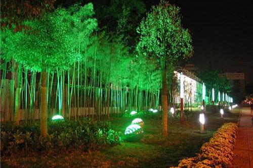 四川照明工程设计需要注意的地方