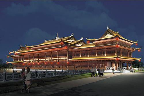 提供四川照明工程的科学性打造魅力城市