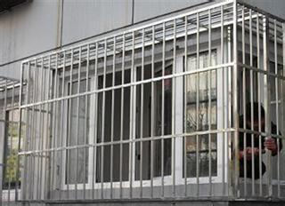 西安锌钢防盗窗