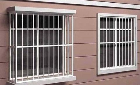 西安防盗窗安装