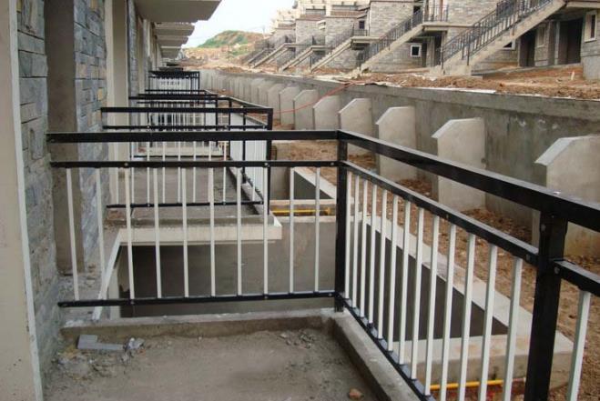 西安阳台护栏安装
