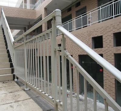 西安锌钢楼梯扶手