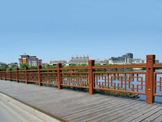 桥梁护栏案例
