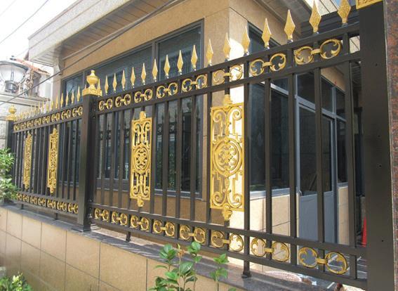 庭院围栏用哪种比较好呢?跟随西安围栏厂家一起来看一下