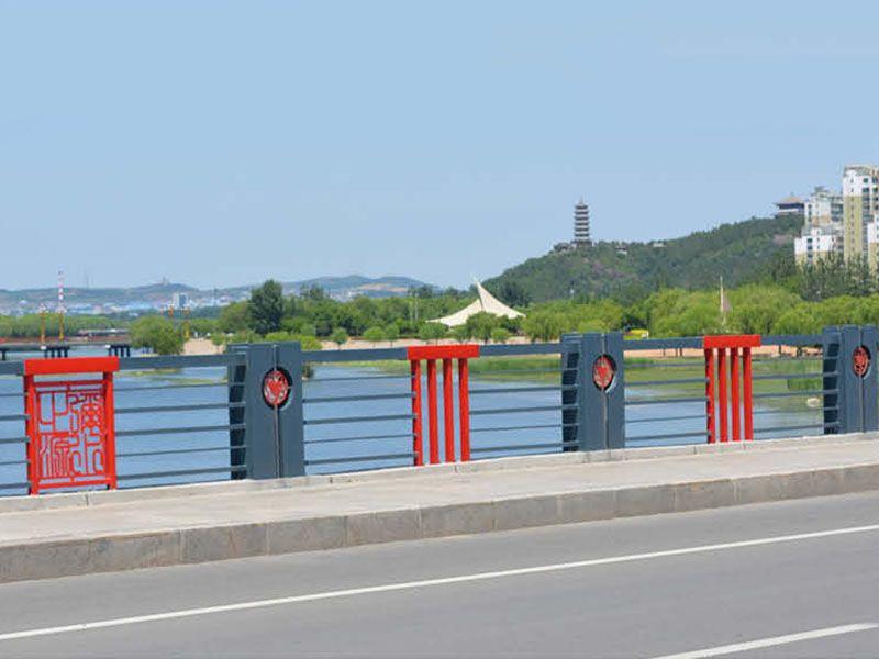 锌钢桥梁护栏