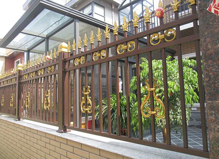 庭院锌钢护栏