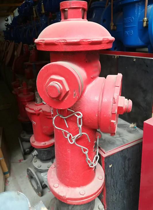 西安消防栓