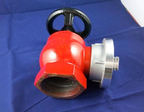 室外防盗防撞型消火栓