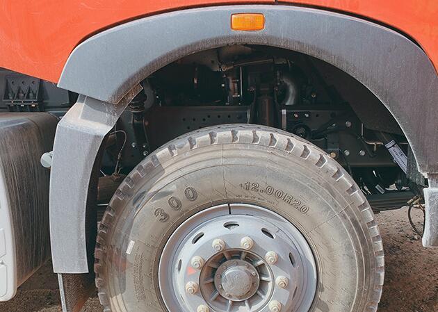重型卡车的使用舒适性逐渐受到重视的原因