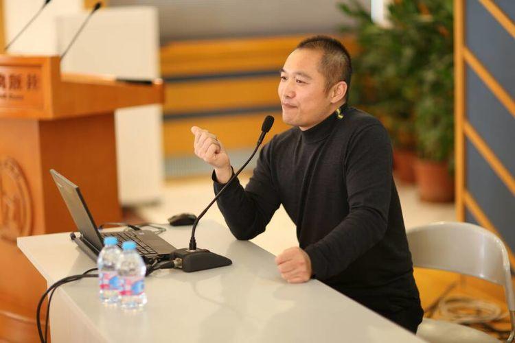 恒道脊椎病研究所北京外语教学与研究出版社脊椎保健知识讲座及义诊活动受到一致好评