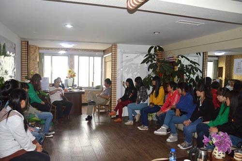 兰州恒道中医养生举行养生座谈活动