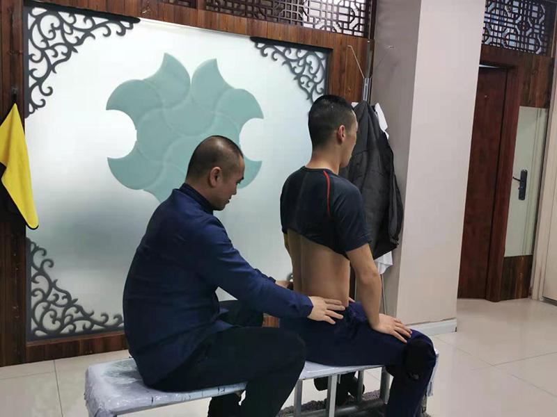 唐宾老师2002年12月14日颈椎病/腰间盘突出康复患者案例图集