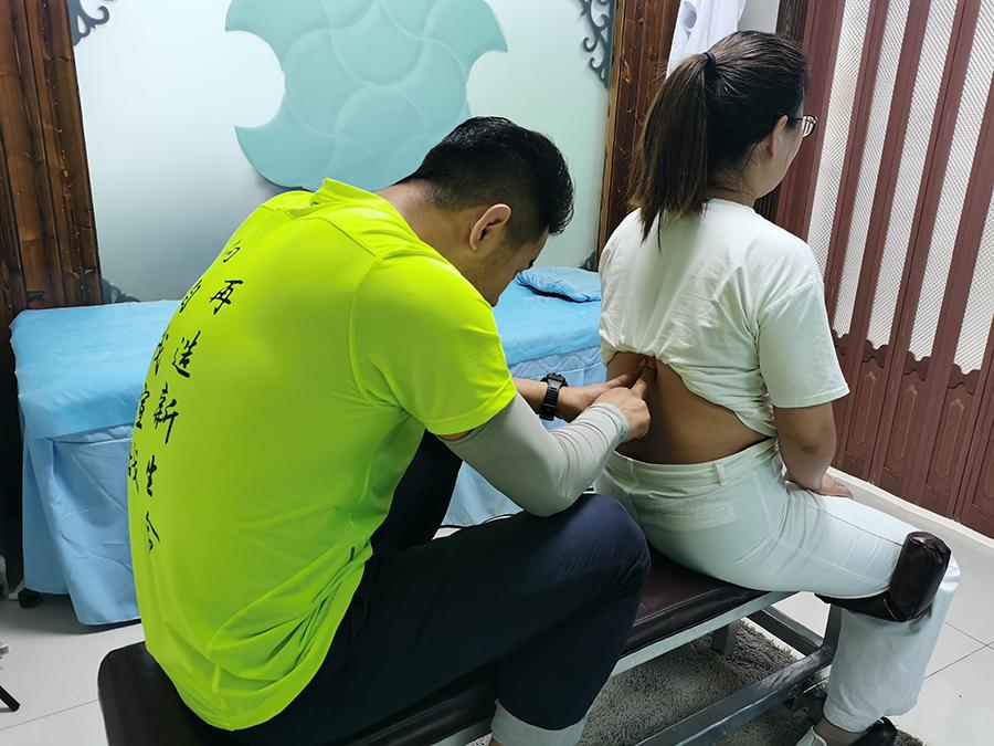 恒道脊柱病研究所诊疗康复进行时
