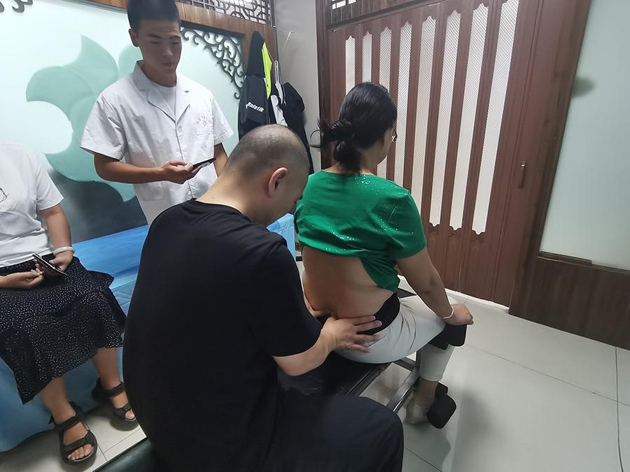 9月2日颈椎病_腰间盘突出诊疗案例