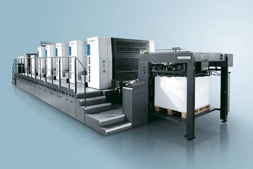 四川印刷厂机械设备展示