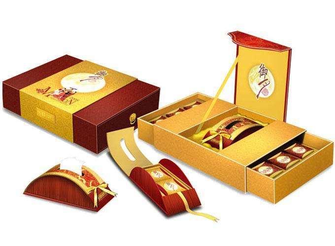 四川月饼包装盒印刷