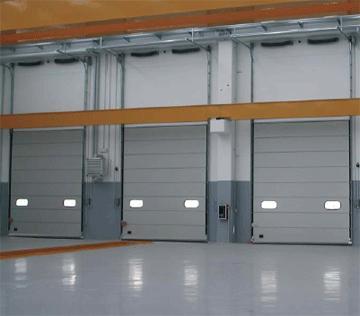 工業提升門防護有幾重?