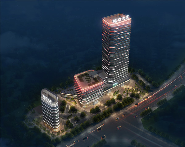 泸州港口大厦设计案例