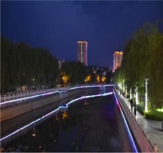 四川亮化工程