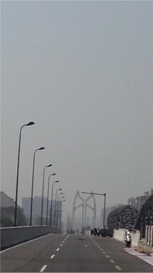 二环高架景观路灯工程