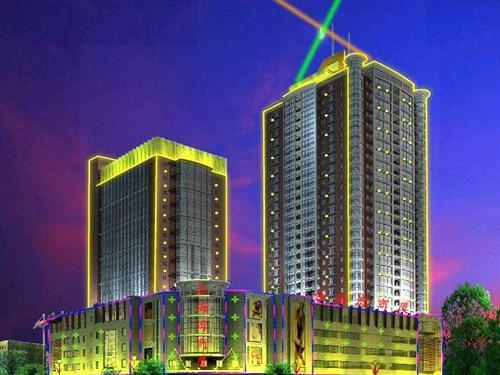 四川楼体亮化工程在设计方面应该遵循哪些要点