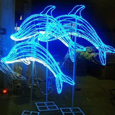 常见的四川led亮化工程的设计表现