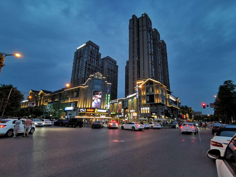 成都峰云美食街