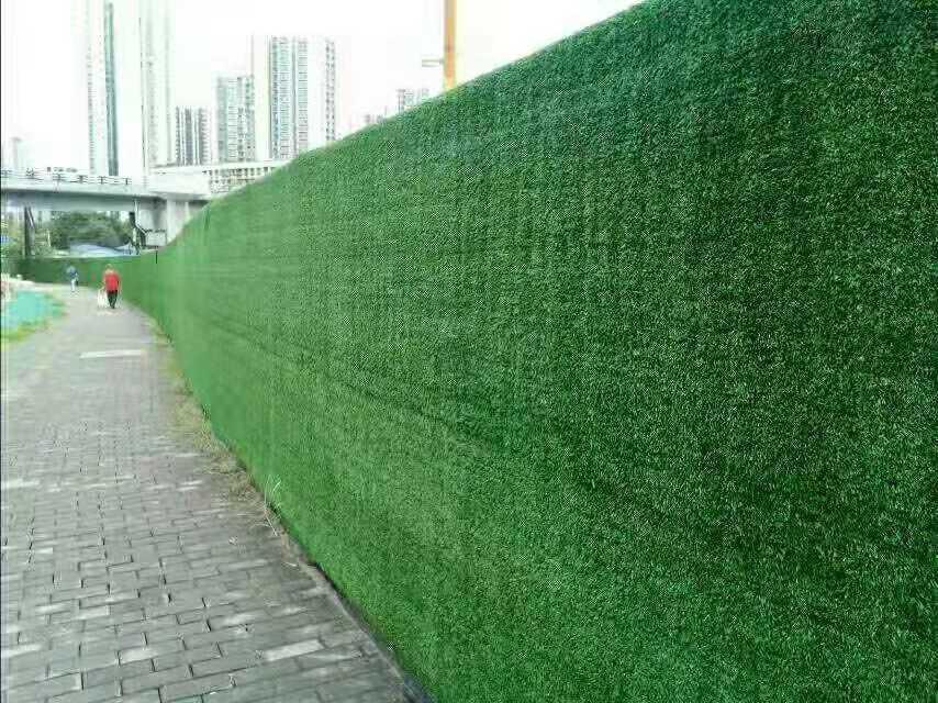 成都仿真草坪合作客户案例展示