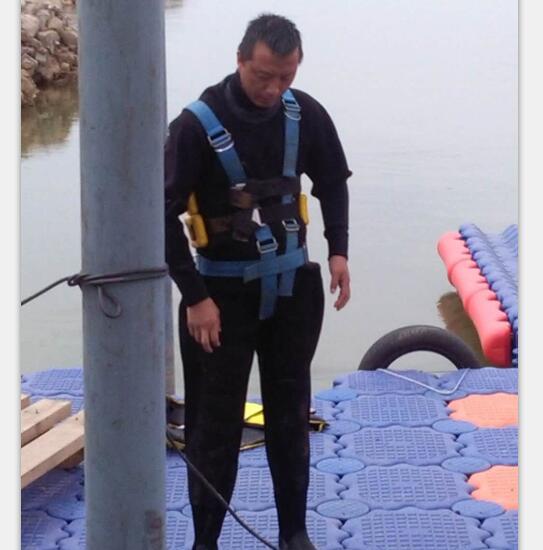 水下清淤潜水设备