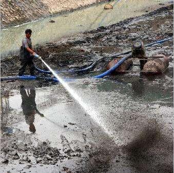 水下清淤施工设备