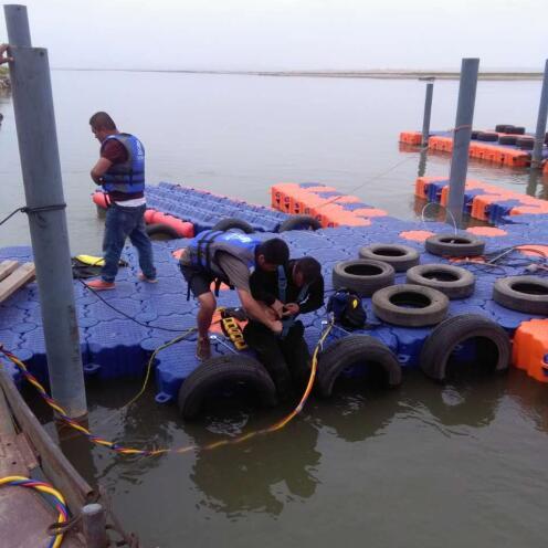西安水下打捞服务案例