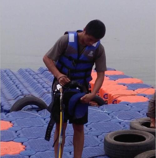 水下打捞检测设备