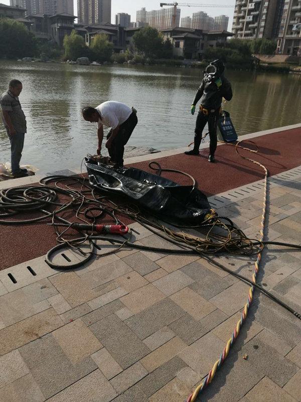 西安水下封堵施工