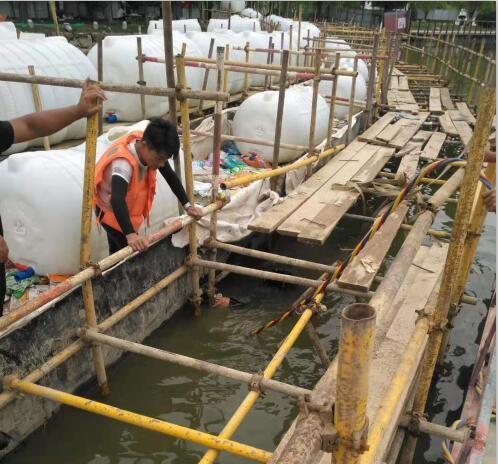 西安水下清淤工程