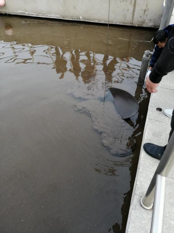 西安水下打捞服务